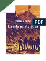 Descargar Un Libro La Isla Misteriosa by Jules Verne