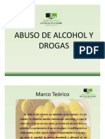 Alcohol y Drogas en El Trabajo - Estilos de Vida Saludable..