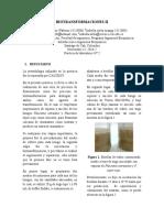Informe Biotransformación II