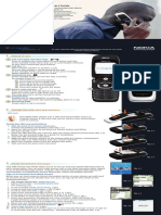 Nokia 6061 Cingular Quick Start Manual