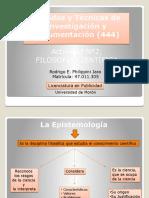 Métodos y Técnicas de Investigación y Documentación TP Nº2
