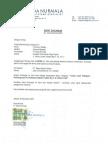 SD - PT. Wijaya Raya Perkasa - Pertamina Tambun Field
