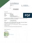 SD - PT. Dekabe Samudera Luas - Pertamina Tambun Field