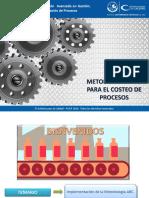 Metodologia ABC Para El Costeo de Procesos - Sesión 5 Virtual