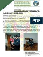 Nota de Prensa Nº 118 22abr2017