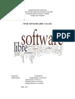 el software libre y su uso, prof