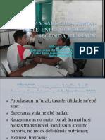 Tetum version of Dr Rui Araujo's Plenary speech at the July 2011 Conference