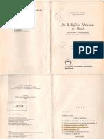 Bastide Religioes Africanas1