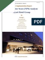 Hyatt Hotel Project