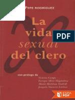 La Vida Sexual Del Clero - Pepe Rodriguez