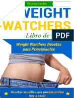 Weight Watchers Recetas Light