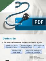 Medicina III - Hepatitis Autoinmune
