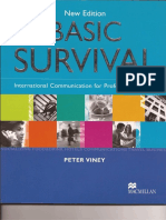 New Edition Basic Survival - Student's Book