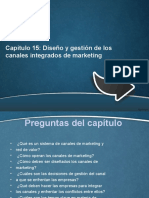 PLAZA-CAPITULO 15 Diseño y Gestion de Los Canales Integrados de Marketing