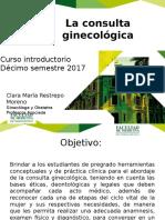 gineco presentacion - Daniela Calle