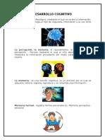 Desarrollo Cognitivo La Cognición Usac