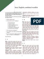Wikipedia_Basic English Combined Wordlist