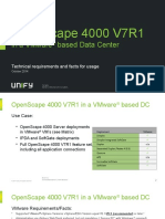 OpenScape 4000 V7 - Guideline - VMware Based Data Center