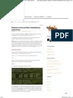 Particiona Un Disco Con Fdisk y Formatealo Para Usarlo en Linux _ Distro Simple