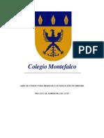 Guia Estudio Ingreso Secundaria Montefalco