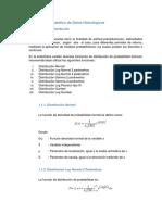 Distribuciones Teoricas 2016-2