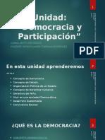 Democracia y Participacion