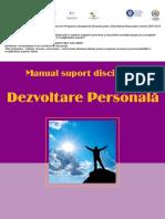 Manual Dezvoltare Personala