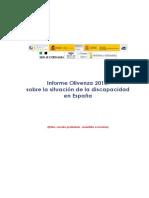 Informe Olivenza 2016