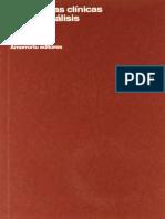 Estructuras Clinicas y Psicoanalisis - Joel Dor