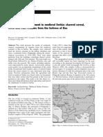 Ksenija Borojevic-Nutrition and Environment in Medieval Serbia