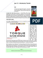 Torque 1.5 – Introductory Tutorial