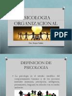 Psicologia Organizacional (1)