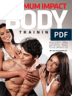 Max Impact Body Training eBook