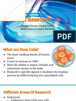 stem cell research part 1