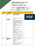 Propuesta de planificación Saint Michael- Lengua y literatura 8°.doc