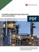 eBook Condition Monitoring Industrial en La Era Omline