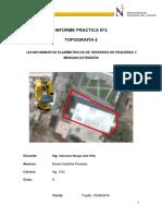 Informe Practica Poligonal Cerrada