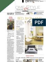 Spa Bed & Bath Article pg 1
