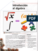 05. Introduccion Al Álgebra