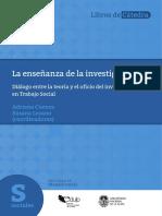 La enseñanza de la investigación-Trabajo Social.pdf