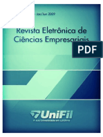 Ciencias Empresarial Jan Jun 2009