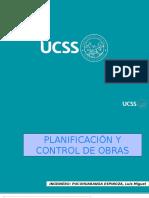 Clase 01 Planificación y Control de Obras