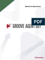 Groove Agent SE Es