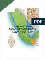 INTERPRETACIÓN TOPOGRÁFICA DE TUXTLA GUTIÉRREZ.docx