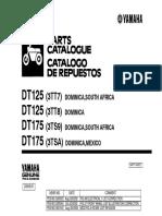 catalogo de repuestos dt175
