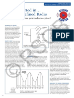 Getting Started in Software Defined Radio.pdf