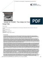 Airpower at 18,000'_ The Indian Air Force in the Kargil War - Carnegie Endowment for International Peace.pdf