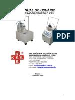 Aspirador C3000 e C5000 - KSS