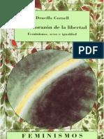 Drucilla Cornell - En el corazón de la libertad Feminismo, sexo e igualdad.pdf