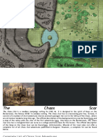 Dungeon Magazine Chaos Scar Campaign